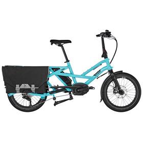 """tern GSD S10 E-citybike 20"""" blå"""